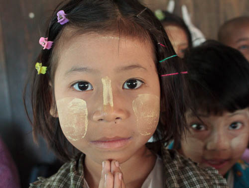 140130- Myanmar - Mandalay - Thank You